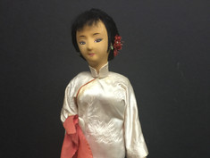 Chinese Costume Doll- Unknown Maker