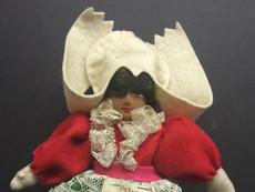 Belgium Doll- Unknown Maker