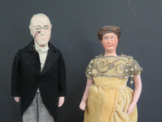 Woodrow and Ellen Wilson