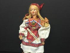 Slovenian Doll - Unknown Maker