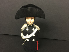 French Napoleon Doll- Unknown Maker