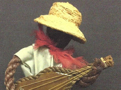 Barbados Costume Doll- Unknown Maker