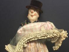 German Doll- Unknown Maker