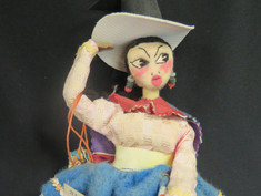 Peru -Huancayo Region Doll- Unknown Maker