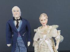 John Q and Louisa Adams