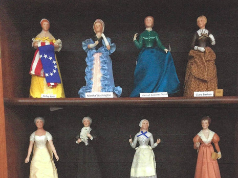 Collection of Great American Women, Made