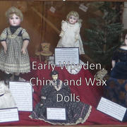 Older Dolls Classified by Material