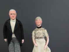 Warren and Florence Harding