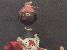 Martinique Costume Doll- Unknown Maker