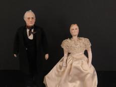 James Buchanan and Harriet Johnston