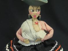 Peru- Cuzco Region Doll- Unknown Maker
