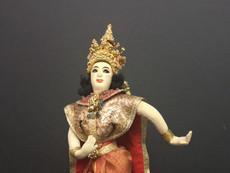 Sita Doll- Maker Unknown