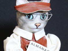 Ethan from Pennsylvania, Made by Franklin Mint