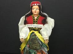 Bosnian Doll- Unknown Maker