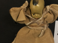 Native American Infant- Unknown Maker