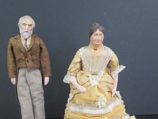 Rutherford B and Lucy Hayes