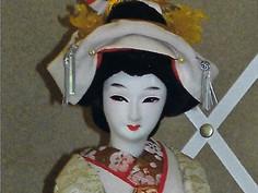 Ningyos Doll- Unknown Maker