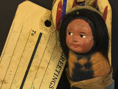 Doll with Cradleboard- Unknown Maker