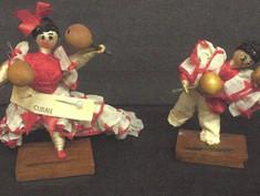 Cuban Costume Dolls- Unknown Maker