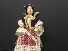 Serbian Doll- Unknown Maker