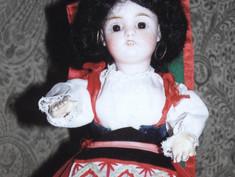 "10"" German Doll- Unknown Maker"