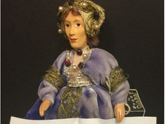 Anne of Cleves Doll- Peggy Nisbet