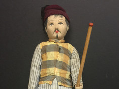 Indian Costume Doll- Unknown Maker