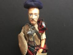 Rob Roy Doll- 326 Peggy Nisbet