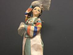 The Peace Dancer- Ai Kwang Orphanage Kojo-do Korea