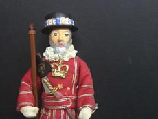 Yeoman Warder Doll- BR/330 Peggy Nisbet