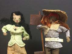 Malayan Dolls- Unknown Maker