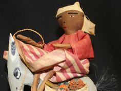 Haitain Costume Doll- Unknown Maker