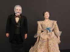 Chester and Ellen Arthur