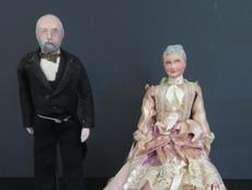 James and Lucretia Garfield