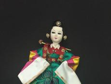 Korean Doll- Maker Unknown