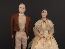 James and Elizabeth Monroe