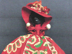 Costume Doll- Unknown Maker