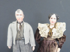 Wm Henry and Anna Harrison