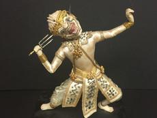 Hanuman Monkey Doll- Unknown Maker