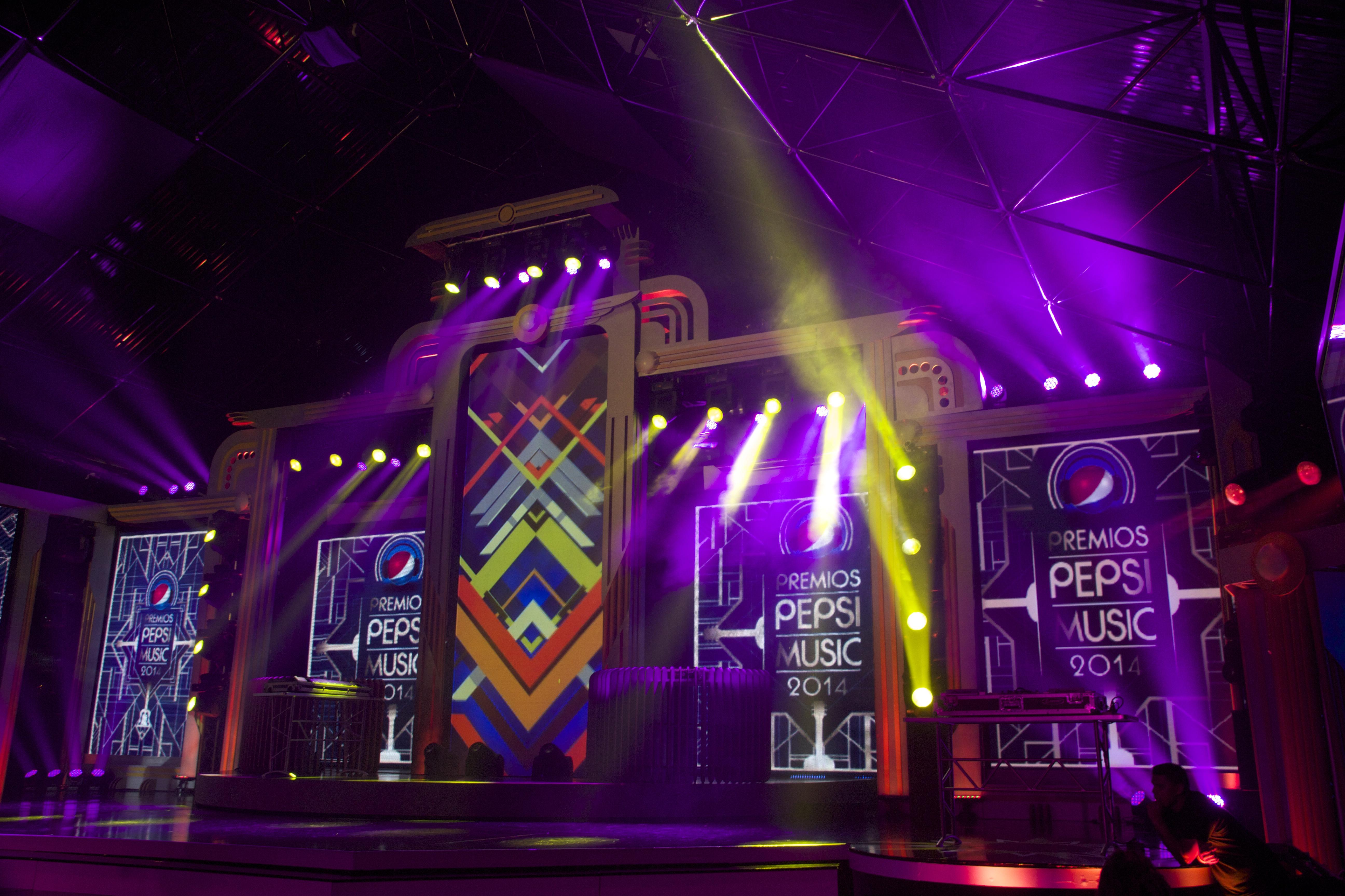 PREMIOS PEPSI MUSIC 2014