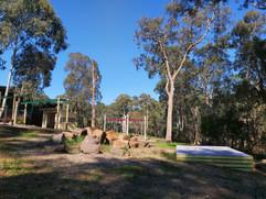 Outdoor amphitheatre