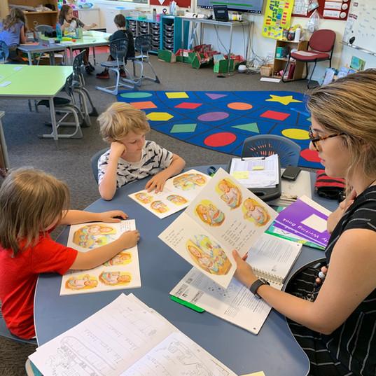 Reading groups in Quip Quip