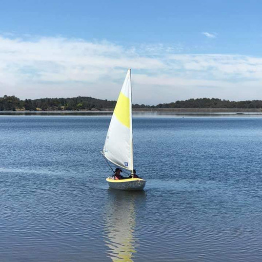 Whole School sailing