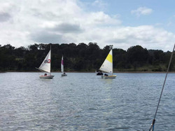 Bunjil sailing day