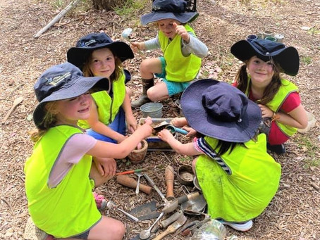 Whittling and Nature Journals