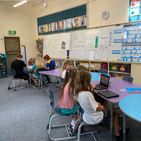 Bunjil class room