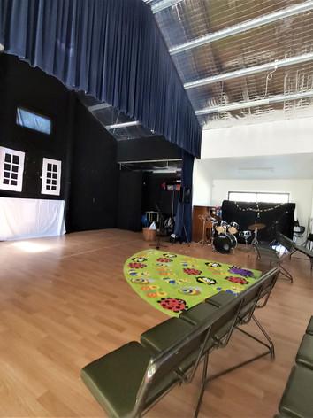 Blue wren theatre
