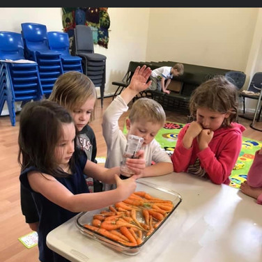 Making our end of term school lunch