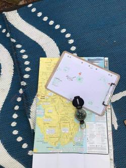Mapping in Bush School