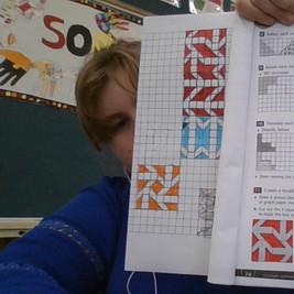 Maths tessalations
